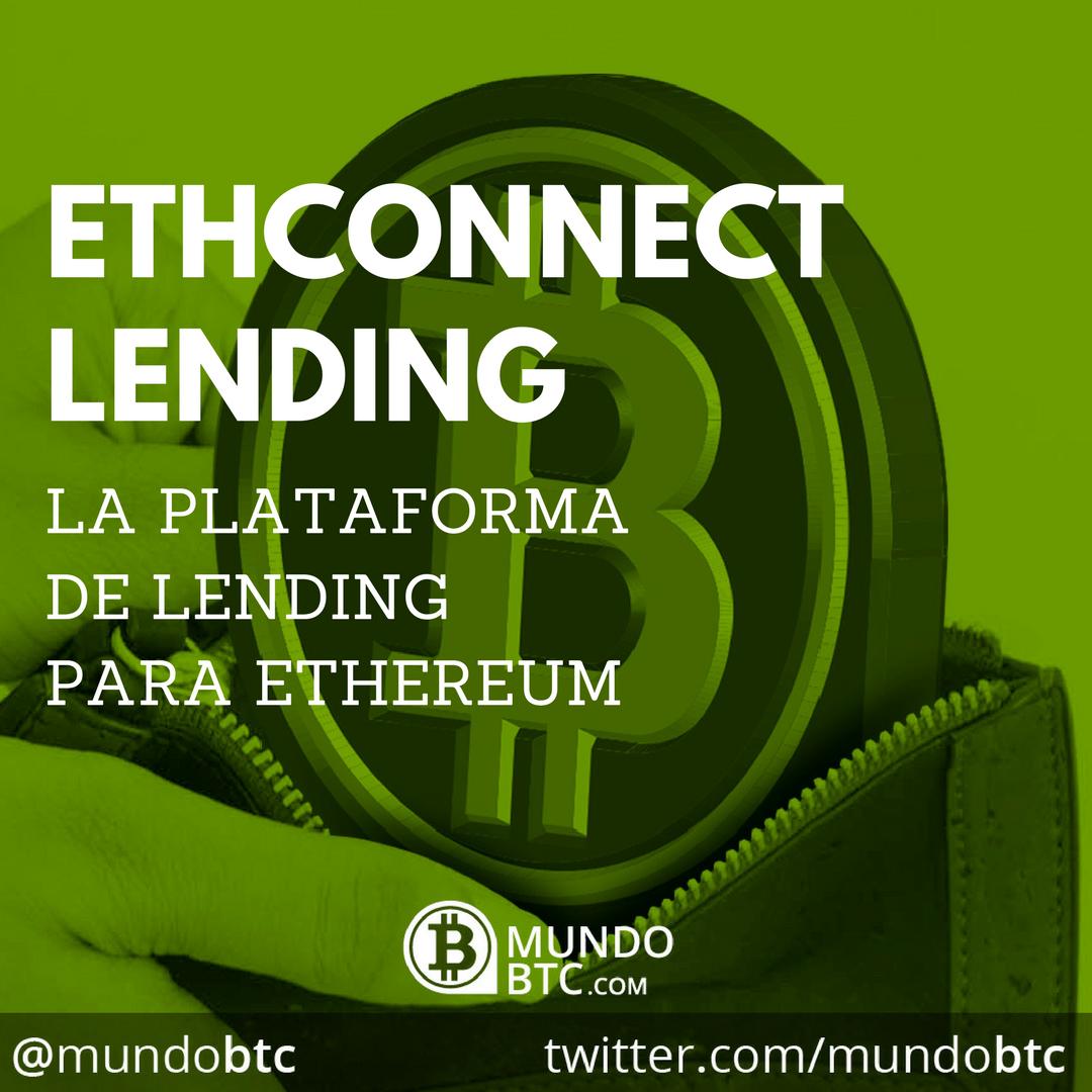 ETHCONNECT: El Nuevo Bitconnect de Ethereum