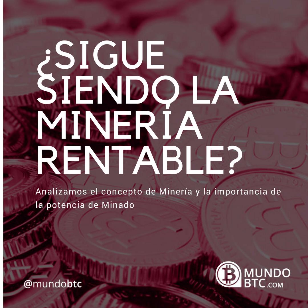 Â¿Es Rentable Minar Bitcoin o Ethereum?
