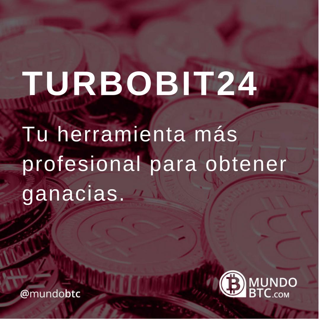 Turbobit24 Plataforma de Comercio de Criptodivisas