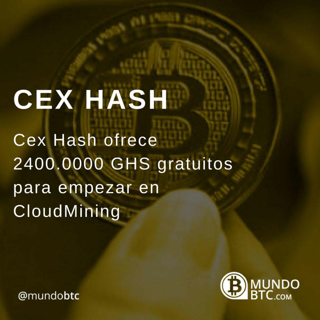 CEX HASH