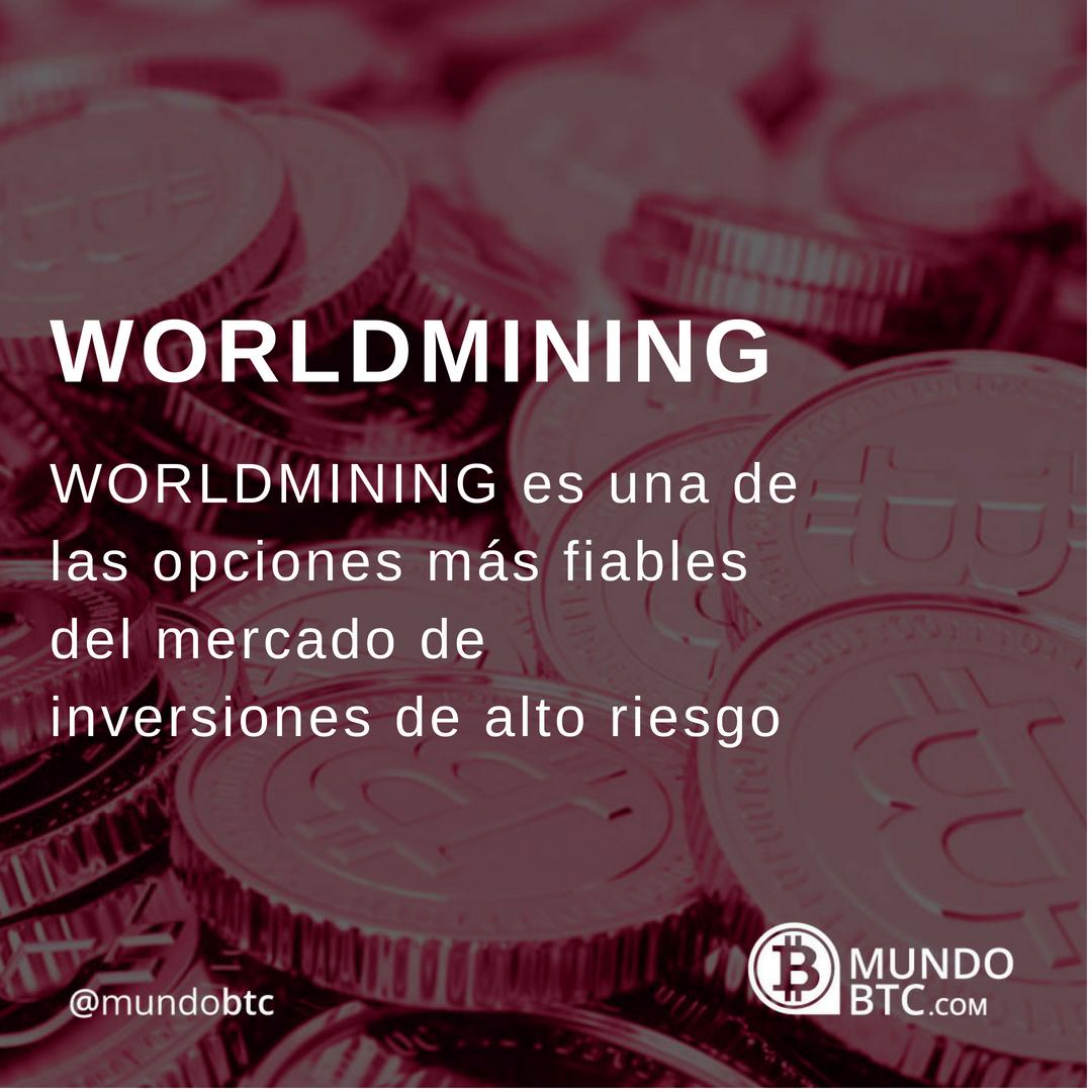 World Mining Minería y Profesionalidad a tu Alcance