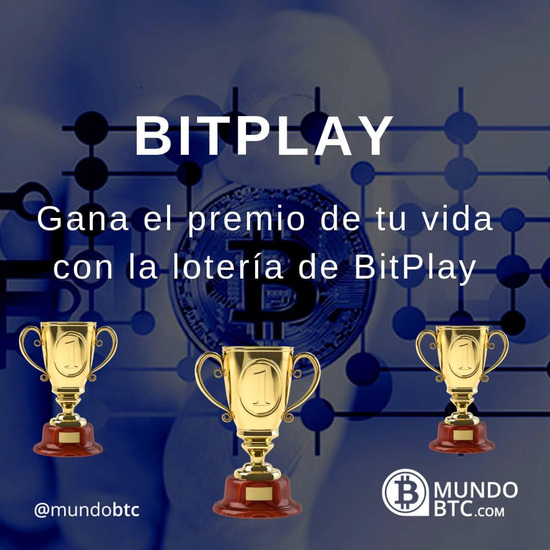 Bitplay.club Lotería Justa Basada en el Blockchain