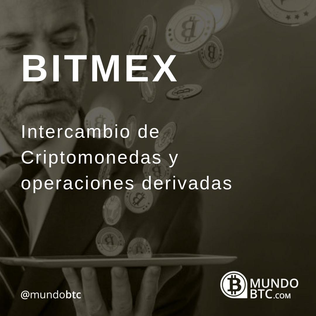 BitMEX Intercambio de Criptomonedas y Operaciones Derivadas